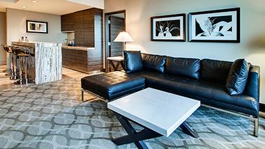 Classic Suite at The M Resort Las Vegas