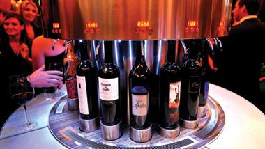 hostile grape wine atm