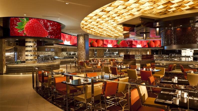 Studio B Buffet: All You Can Eat Buffet   M Resort Las Vegas