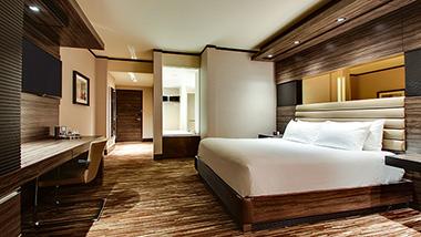 Resort Room King at the M Resort Las Vegas