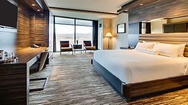 Executive Resort Hotel Room Off The Strip M Resort Las Vegas