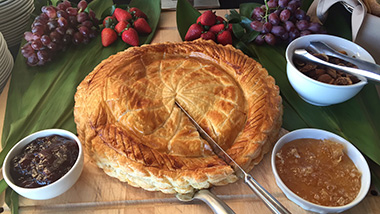 Baked Brie Catering