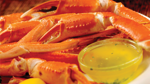 California Seafood Offer