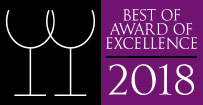 Wine Spectator Best Of award logo