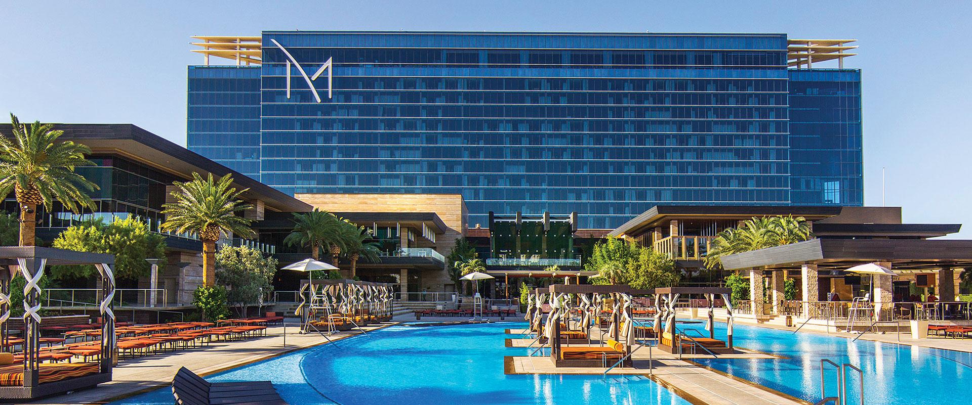 M Resort Spa Casino Picture