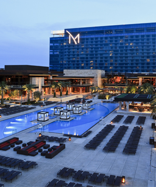 m resort las vegas casino