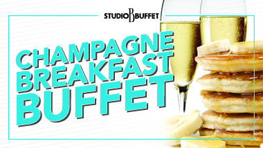 Champagne Breakfast Buffet