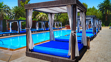 Super Daydream Las Vegas The Pool Club At M Resort Gmtry Best Dining Table And Chair Ideas Images Gmtryco