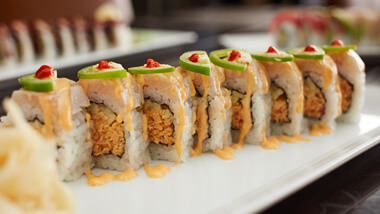 Jayde Fuzion Asian Cuisine Amp Ayce Sushi M Resort Las Vegas