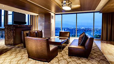 Loft Suite at the M Resort Las Vegas