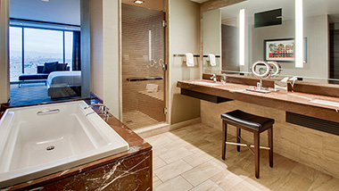 Classic Suite at The M Resort Las Vegas