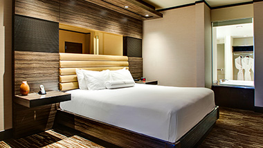 M Experience Room at the M Resort Las Vegas