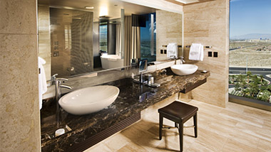 Flat Loft Suite Bathroom
