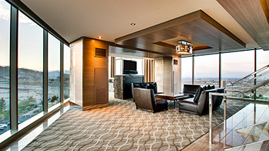 Loft Suite at the M Resort Las Vegas