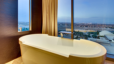 Flat Suite at the M Resort Las Vegas