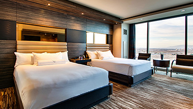 Resort Room Queen at the M Resort Las Vegas